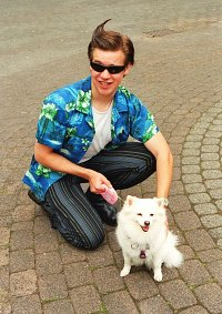 Cosplay-Cover: Ace Ventura