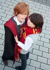Cosplay-Cover: Remus Lupin