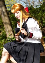 Cosplay-Cover: Aino Minako [SailorStars Seifuku]
