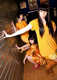 Cosplay-Cover: Kashiyuka (Dream Fighter)