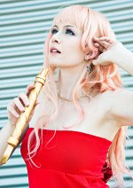 Cosplay-Cover: Sheryl Nome [Roter Sack]