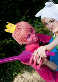 Cosplay-Cover: Fionna [Adventure Time]