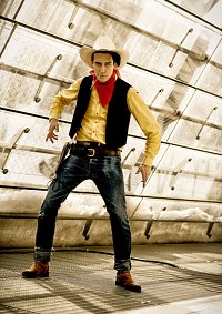 Cosplay-Cover: Lucky Luke