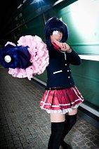 Cosplay-Cover: Rikka Takanashi (Seifuku)