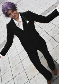 Cosplay-Cover: Atobe Keigo (Suit)