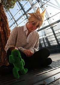 Cosplay-Cover: Cloud Strife 🌟 制服