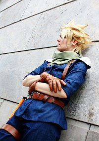 Cosplay-Cover: Cloud Strife 🌟 兵隊 (CCFFVII)