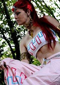 Cosplay-Cover: Naboru (Zelda OoT)