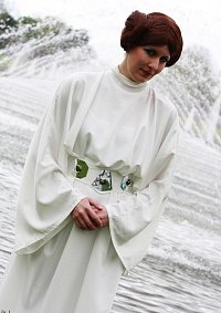 Cosplay-Cover: Leia Organa (Ep. IV)