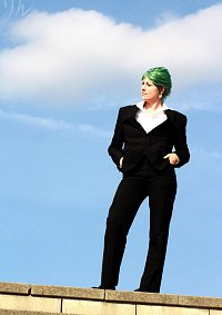 Cosplay-Cover: Roronoa Zoro (Dress Rosa)
