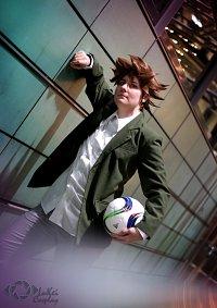 Cosplay-Cover: Yagami Taichi   DA02 校服