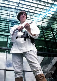 Cosplay-Cover: Luke Skywalker | EpIV