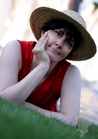 Cosplay-Cover: Monkey D. Luffy