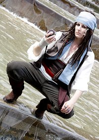 Cosplay-Cover: Jack Sparrow (young)