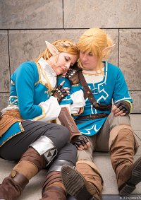 Cosplay-Cover: Prinzessin Zelda (Breath of the wild - Reisegewand
