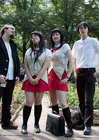Cosplay-Cover: Haruki Hanai