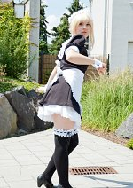 Cosplay-Cover: Saber (Maid-version)