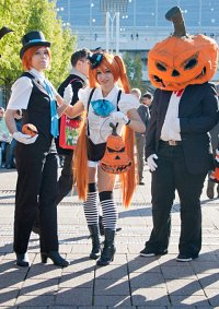 Cosplay-Cover: Mr. Pumpkin
