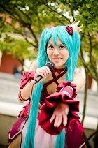 Cosplay-Cover: Miku Hatsune - Romeo and Cinderella (Project Diva)