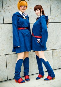 Cosplay-Cover: Akko Kagari
