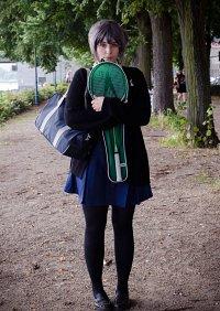 Cosplay-Cover: Shiori Asagiri (Winteruniform)