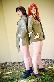 Cosplay-Cover: Minna Dietlinde Wilcke