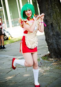 Cosplay-Cover: Ranka Lee (Nyan Nyan)
