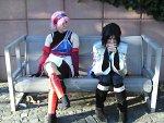 Cosplay-Cover: Sasuke Uchiha (Ryujinki)