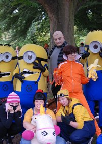 Cosplay-Cover: Jerry/ Minion