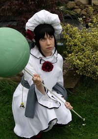 Cosplay-Cover: Shia [Dämonenoutfit]