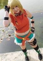 Cosplay-Cover: Rikku [[FFX]]