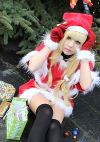 Cosplay-Cover: Chii [[Christmas]]