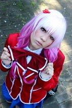 Cosplay-Cover: Inori Yuzuriha [[School Uniform]]