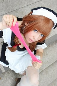 Cosplay-Cover: Melona [[Maid]]