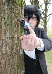 Cosplay-Cover: Touyama Kinji (team Baskerville)
