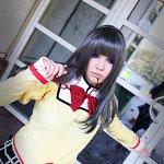 Cosplay: Homura Akemi [[School]]