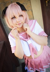 Cosplay-Cover: Astolfo [Seifuku]
