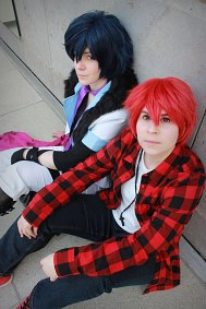 Cosplay-Cover: Otoya Ittoki (casual)