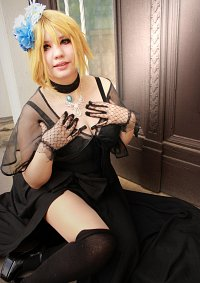 Cosplay-Cover: Jeanne d'Arc [Ballgown]