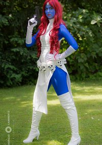 Cosplay-Cover: Mystique - Comic