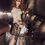 Cosplay: Selena Skywell [Steampunk Cook]