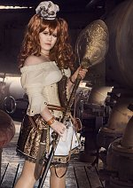 Cosplay-Cover: Selena Skywell [Steampunk Cook]
