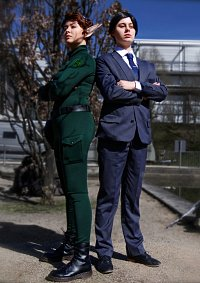 Cosplay-Cover: Artemis Fowl