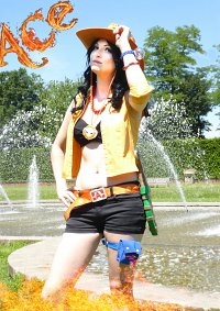 Cosplay-Cover: Portgas D. Ace Female