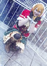 Cosplay-Cover: Kousaka Honoka [Christmas idolized]