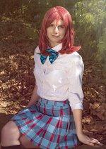Cosplay-Cover: Maki Nishikino (Schuluniform)