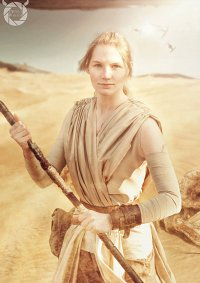 Cosplay-Cover: Rey (EP7)