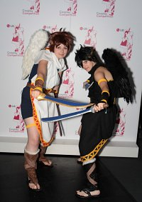 Cosplay-Cover: Pit