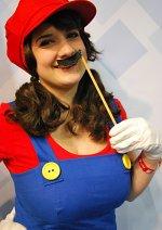 Cosplay-Cover: Super Mario // Female