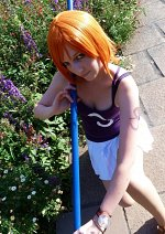 Cosplay-Cover: Nami ~ Water 7 II